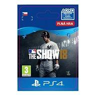 MLB The Show 18 - PS4 CZ Digital - Hra pro konzoli
