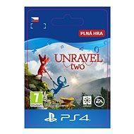 Unravel Two - PS4 CZ Digital - Hra pro konzoli
