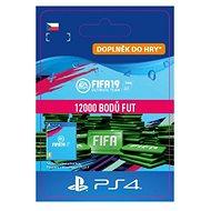 12000 FIFA 19 Points Pack - PS4 CZ Digital - Herní doplněk