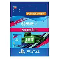 2200 FIFA 19 Points Pack - PS4 CZ Digital - Herní doplněk