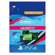 1600 FIFA 19 Points Pack - PS4 CZ Digital - Herní doplněk
