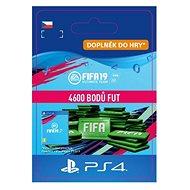 4600 FIFA 19 Points Pack - PS4 CZ Digital - Herní doplněk
