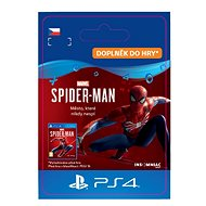 Marvels Spider-Man: The City that Never Sleeps - PS4 CZ Digital - Gaming Accessory