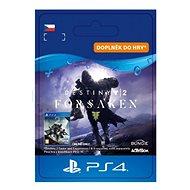 Destiny 2: Forsaken - PS4 CZ Digital - Herní doplněk