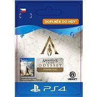 Assassin's Creed Odyssey Season Pass - PS4 CZ Digital - Herní doplněk