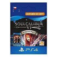 SOULCALIBUR VI Season Pass - PS4 CZ Digital - Herní doplněk