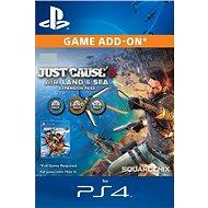 Just Cause 4 - Expansion Pass - PS4 CZ Digital - Herní doplněk