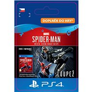 Marvels Spider-Man: The Heist - PS4 CZ Digital - Gaming Accessory