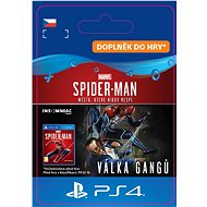 Marvel's Spider-Man: Turf Wars - PS4 CZ Digital - Gaming Accessory