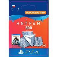 Anthem 500 Shards Pack- PS4 CZ Digital - Herní doplněk