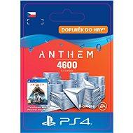 Anthem 4600 Shards Pack- PS4 CZ Digital - Herní doplněk