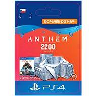 Anthem 2200 Shards Pack- PS4 CZ Digital - Herní doplněk