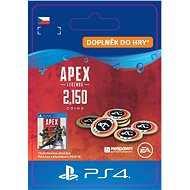 Apex Legends - 2000+150 Bonus Apex Coins- PS4 CZ Digital - Herní doplněk