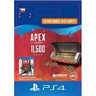Apex Legends - 10000+1500 Bonus Apex Coins- PS4 CZ Digital - Herní doplněk