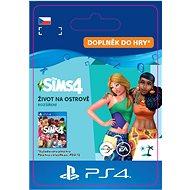 The Sims 4 Život na ostrově- PS4 CZ Digital - Herní doplněk
