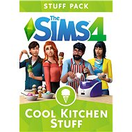The Sims 4: Cool Kitchen Stuff - PS4 CZ Digital - Herní doplněk