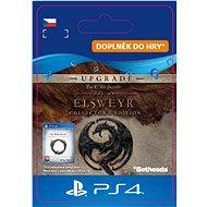 Elder Scrolls Online: Elsweyr Collectors Edition Upgrade - PS4 CZ Digital - Herní doplněk