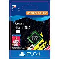 FIFA 20 ULTIMATE TEAM™ 500 POINTS - PS4 CZ Digital - Herní doplněk
