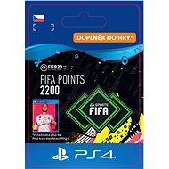 FIFA 20 ULTIMATE TEAM™ 2200 POINTS - PS4 CZ Digital - Herní doplněk