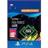 Herní doplněk FIFA 20 ULTIMATE TEAM™ 4600 POINTS - PS4 CZ Digital