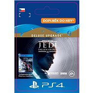 STAR WARS Jedi: Fallen Order Deluxe Upgrade - PS4 CZ Digital - Gaming Accessory