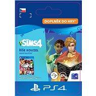 The Sims 4 - Realm of Magic - PS4 CZ Digital - Herní doplněk