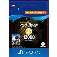 Ghost Recon Breakpoint - 12000 Ghost Coins - PS4 CZ Digital