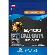 Call of Duty: Modern Warfare Points - 2,400 Points - PS4 CZ Digital - Herní doplněk