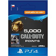 Call of Duty: Modern Warfare Points - 5,000 Points - PS4 CZ Digital - Herní doplněk