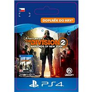 Tom Clancy's The Division 2: Warlords of New York Expansion - PS4 CZ Digital - Herní doplněk