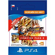 Dragon Ball Fighterz - FighterZ Pass 3 - PS4 CZ Digital