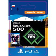 FIFA 21 ULTIMATE TEAM 500 POINTS - PS4 CZ Digital