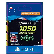 NHL 21: Ultimate Team 1050 Points - PS4 CZ Digital