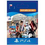 The Sims 4: Journey to Batuu - PS4 CZ Digital - Herní doplněk