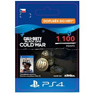 Call of Duty: Black Ops Cold War Points - 1,100 Points - PS4 CZ Digital