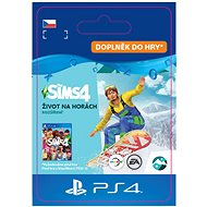 The Sims 4: Snowy Escape Expansion Pack - PS4 CZ Digital
