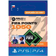 FIFA 22 ULTIMATE TEAM 1050 POINTS - PS4 CZ DIGITAL