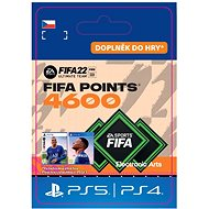 FIFA 22 ULTIMATE TEAM 4600 POINTS - PS4 CZ DIGITAL