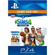 The Sims™ 4 City Living - PS4 HU Digital - Herní doplněk