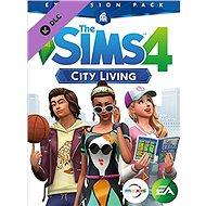The Sims™ 4 City Living - PS4 SK Digital - Herní doplněk