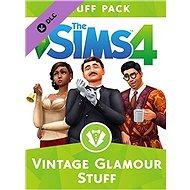 The Sims™ 4 Vintage Glamour Stuff - PS4 SK Digital - Herní doplněk