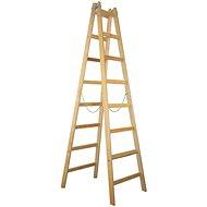 MAT Painter's ladder 8 BC PREMIUM wooden - Stepladder