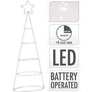 M.A.T. osvětlení STROM 40cm 20LED s časovačem - Vánoční osvětlení