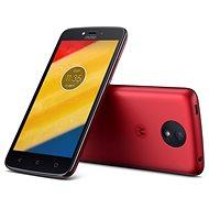 Motorola Moto C Plus Red - Mobilní telefon
