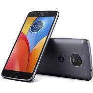 Motorola Moto E4 Plus Grey - Mobilní telefon