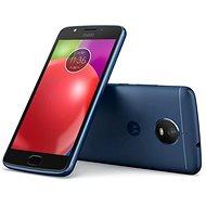 Motorola Moto E4 Blue - Mobilní telefon