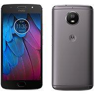 Motorola Moto G5s Lunar Grey - Mobilní telefon