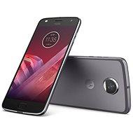 Motorola Moto Z2 Play Lunar Grey - Mobilní telefon