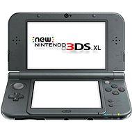 Nintendo NEW 3DS XL Metallic Black - Herní konzole