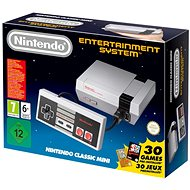 Nintendo Classic Mini - Entertainment System - Game Console